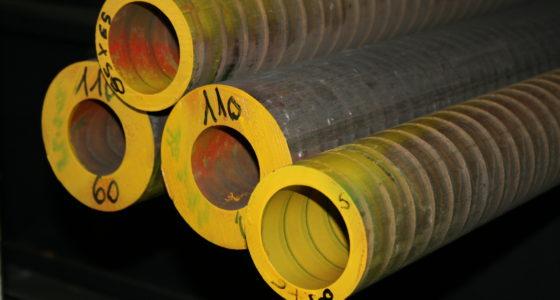 tubi in bronzo