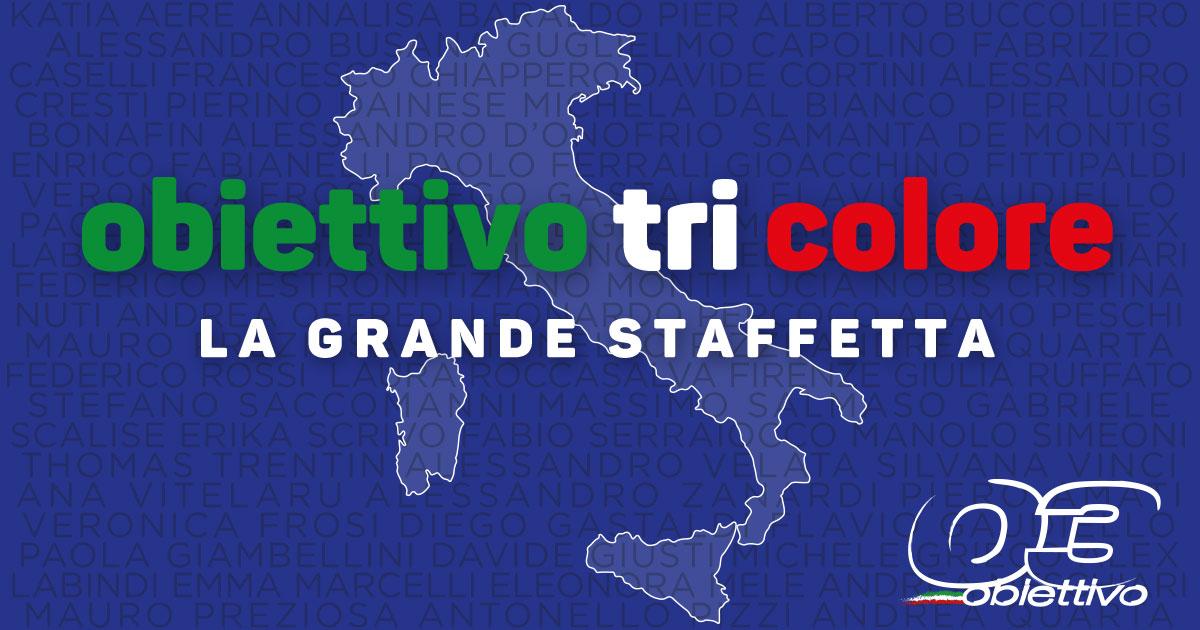 OBIETTIVO TRICOLORE-LA GRANDE STAFFETTA